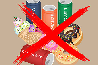 Foods should avoid